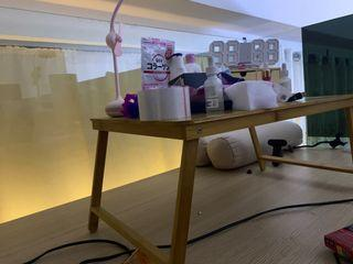 Foldable Wooden Table (move out sale)