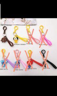 Gantungan kunci boneka Kpop BTS