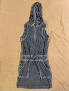 Guess hooded dress