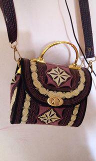 Indonesian lady bag