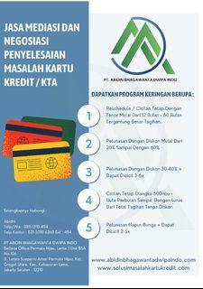Jasa Penutupan Kartu Kredit / KTA