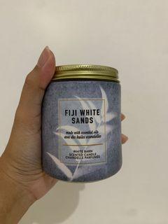 Lilin Fiji White Sands Kesukaan Baekhyun EXO