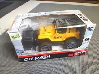Mobil Off Road vehicle