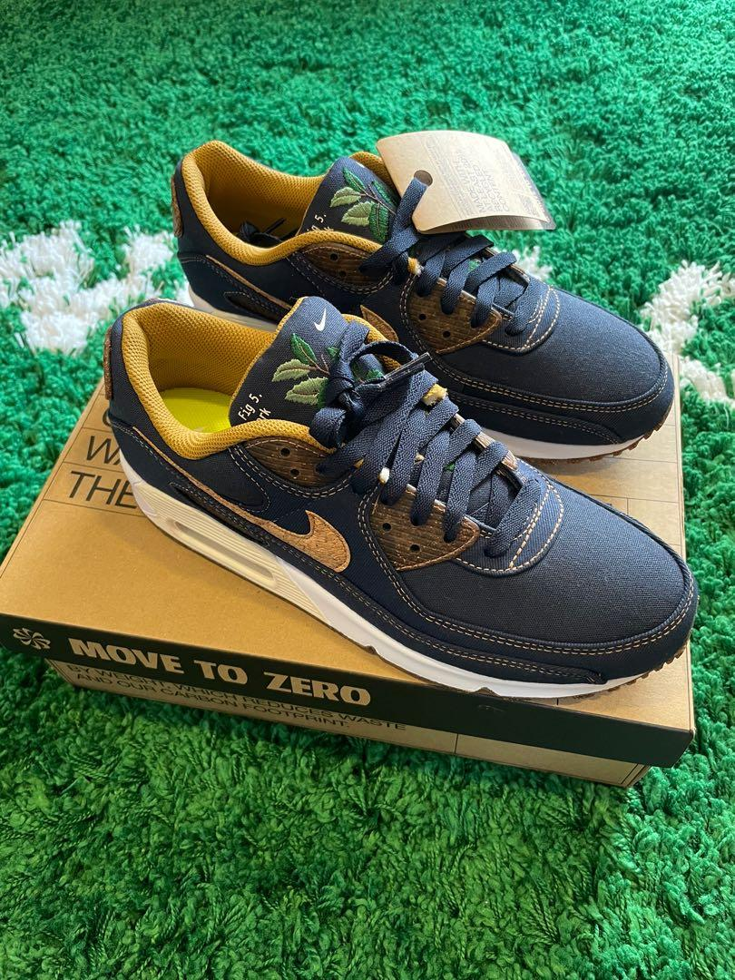 Sale! Nike Air Max 90 SE (Special Edition) Obsidian Cork, Men's ...