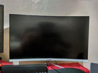 Nvision 27 inch curved screen