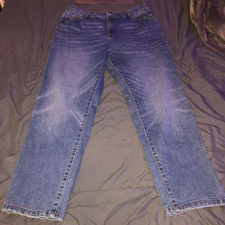 Pink Tartan Jeans
