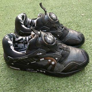 Puma Disc Blaze x Graphersrock Japan Black Original Trinomic Sepatu Sneaker Shoes Running Skate Ori