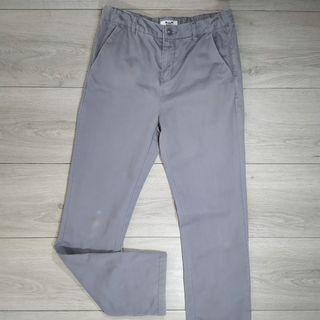 Ruum gray pants (size 14)