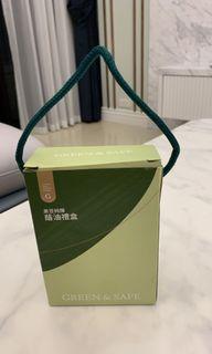 [萊兒SHOP]GREEN & SAFE黑豆純釀蔭油禮盒