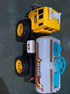Truck Toy- Ite0747