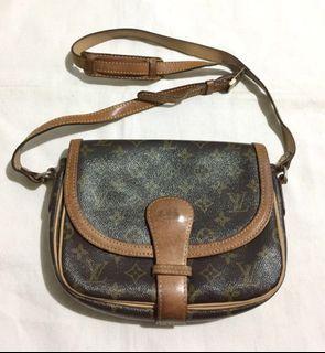 Vintage LV Crossbody/Sling Bag