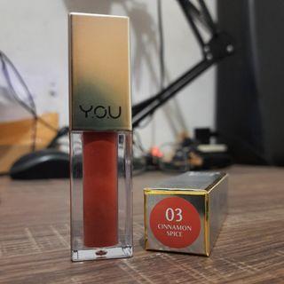 YOU Satin Lip Cream