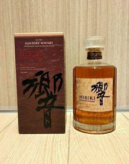 【傳聞將停產:響15年威士忌+葡萄酒桶】響調和威士忌連盒Blender Choice Hibiki Blended Whisky Blender Choice with box, 700ml, 43%
