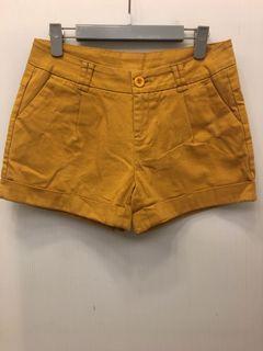 #2620斜紋彈力短褲