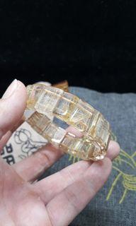 (4)鈦晶 鈦晶手排 透料鈦晶手排