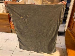 龍貓小毯子