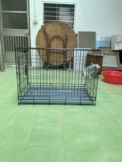 近全新 狗籠 貓籠 兔籠 可收納