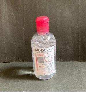 全新 包平郵 原裝行貨 Bioderma Sensibio H2O 防敏護理系列 深層卸妝水 紅水 250ml (Exp:02/2022)