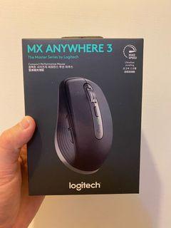 羅技 MX ANYWHERE 3 無線精巧藍牙高效滑鼠(MS1285/MS1286)