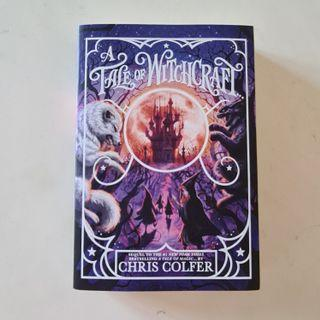 A Tale of Witchcraft : A tale of magic 2 by Chris Colfer like new