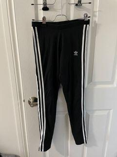 Adidas essentials 3-stripe leggings