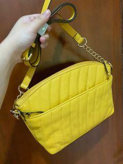 Anne Klein Yellow Bag