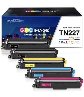 Brand new Compatible Toner Cartridge Replacement for Brother TN227 TN 227 TN227bk TN223