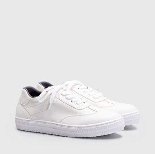 FREE ONGKIR JABODETABEK Briston sneakers white adorable project