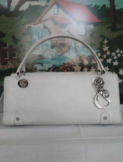 Christian Dior Lady Large - Bekas Second Preloved Original Authentic