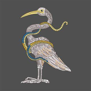 Embroidery Design: Super Duck