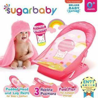 EX KADO Sugar Baby Bather Kursi Mandi Bayi