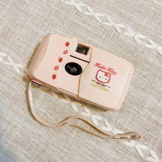 Hello Kitty  傻瓜底片相機 絕版品