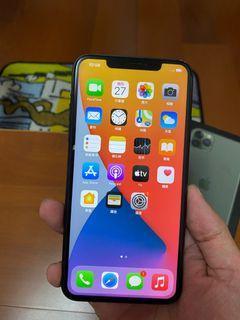 iphone 11pro max256G 綠色 不再議價