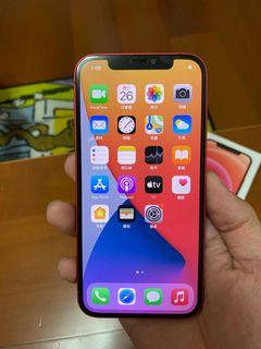 iphone 12 128G 紅色  不再議價