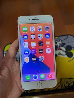 iphone 7 plus 128G 紅色 不再議價