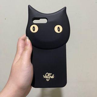 Iphone 7 plus cat silicone case
