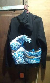 Japanese Wave Hoodie