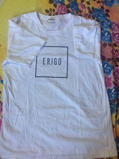 Kaos putih erigo