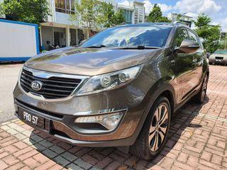 Kia Sportage 2WD  2.0 Auto 2014 Welcome Full Loan Buyer