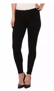 KUT Black Toothpick Skinny Black Jeans