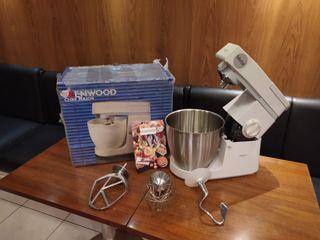 Mixer Kenwood KM230 Major Original Made in Britain (Inggris)