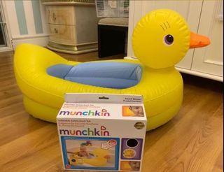 Munchkin duck bath up