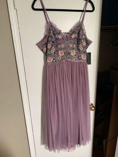 NWT* Occasion by Dex Midi Gown (Large)
