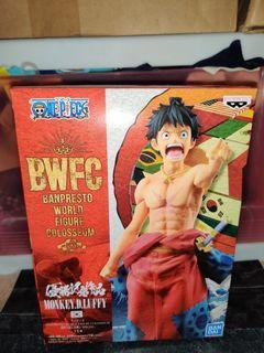 ONE PIECE BWFC Zoukei King Summit Battle 2-SPECIAL-Luffy