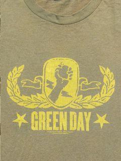 #Popular Green Day Tour T Shirt