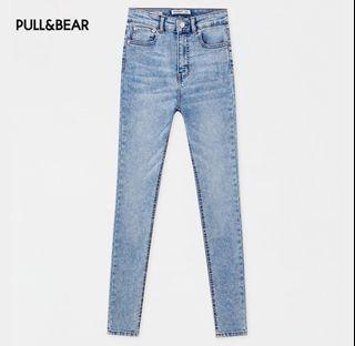 PULL&BEAR Highwaist Jeans