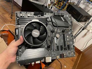 R5 2600 + msi b450 gaming pro carbon ac