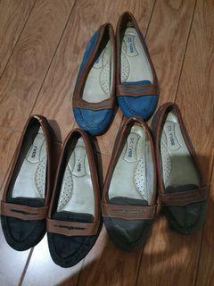 Sepatu Casual Flat Shoes St.Yves