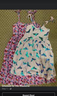 Toddler Girls String Dress Set