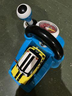 Toy Car 2 Push Button- Item0748